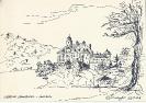 Il castello di Schonbuhel in Austria