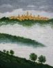 421 San Giminiano tra le nuvole