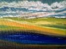 468 Nuvole danzanti sul lago blu
