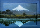 492 Il Monte Fuji nel plenilunio