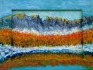 520 Lago alpino d'autunno