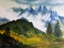 511 Montagne e nuvole